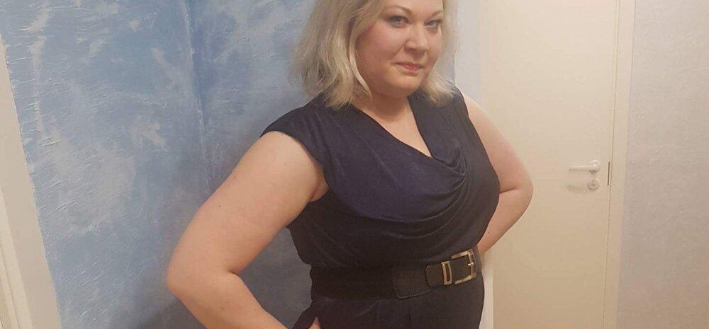 ENNE JA PÄRAST FOTOD   Naistekaga Kaalust Alla osaleja Heldin tunnistab: kõige raskem oli menüüst välja visata võileivad ja poolfabrikaadid. Kuidas ta seda siiski suutis?
