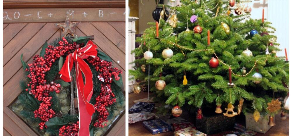 Eestlaste jõulud välismaal: Austrias haarab inimesi küpsisehullus ja Jõuluvanast räägitakse kerge põlgusega