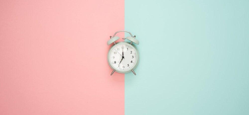 Nädalavahetus algab varakult! Täna on rahvusvaheline töölt varem lahkumise päev!