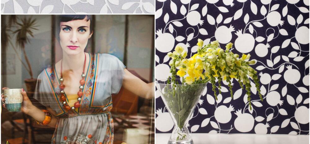 Дизайнер по текстилю Рита Ассор: в работе нужно давать себе полную свободу!