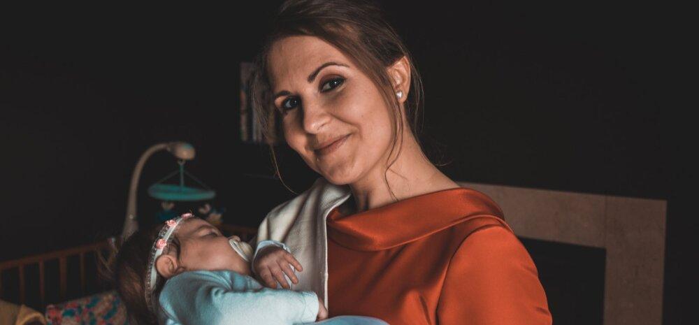 Vaata siit, kas oled praeguses eluetapis veel ühe lapse saamiseks valmis