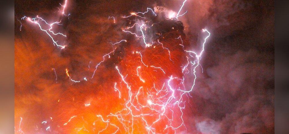 Miljoneid ohustav ja inimkonna jääaega viia võiv Yellowstone'i supervulkaan on aina rahutum?