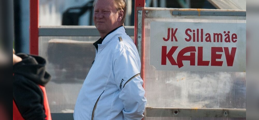 Jalgpall Sillamäe Kalev vs Nõmme kalju