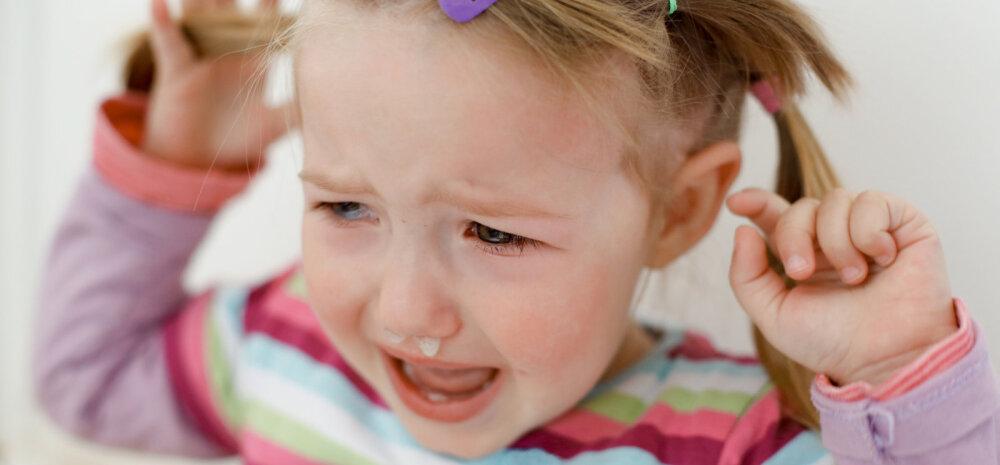 Väga pahane ema: juba esimesel lasteaiapäeval ilmusid kohale tatiste ninadega põngerjad ja nüüd ongi terve rühm haige!