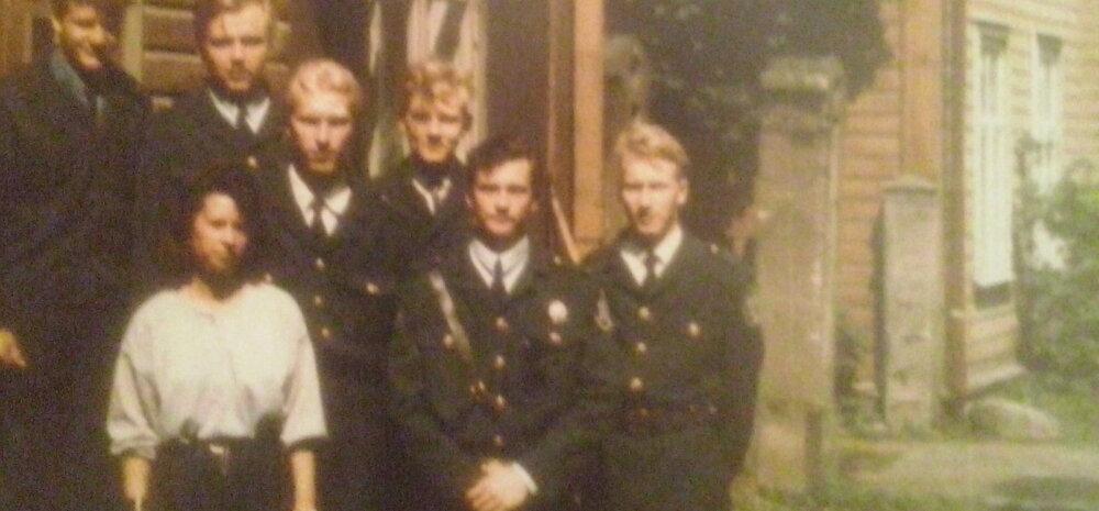 FOTO: Niisugune oli 25 aastat tagasi Karlova politseijaoskond Tartus