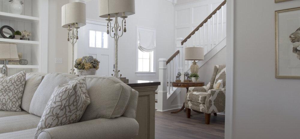 Kümme väikest ja lihtsat momenti, millega saab kodu luksuslikumaks muuta
