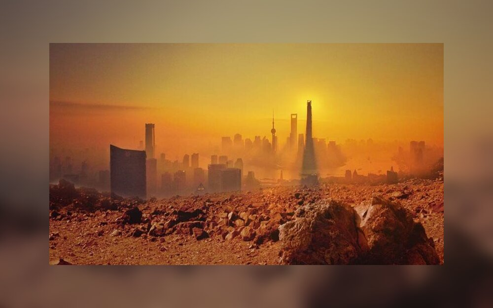 так проект марсианский город в дубае любую погоду