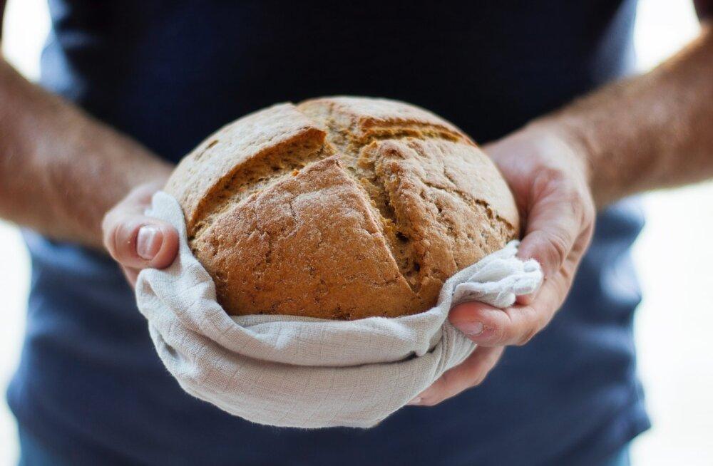 Plaanid ise leiba või saia küpsetada? Siis võta appi need nipid, mis tagavad selle õnnestumise