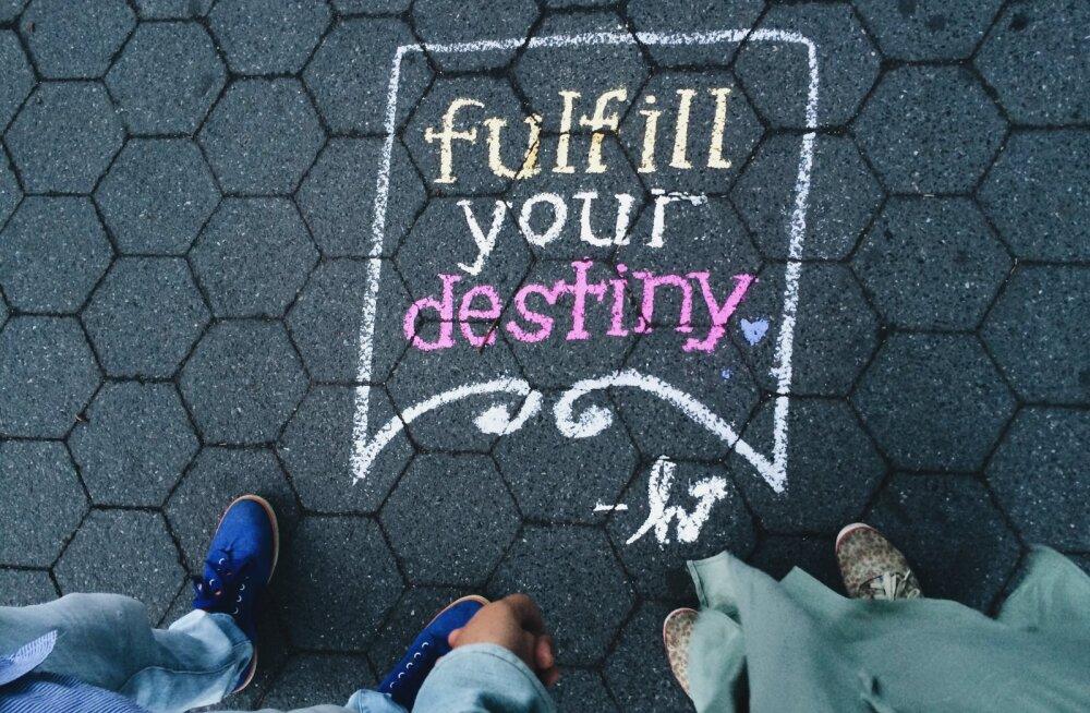 Mis on su elu moto? Sinu tähemärk teab vastust!