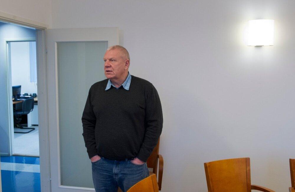 Kalev Rattus.Eesti Autorite Ühing