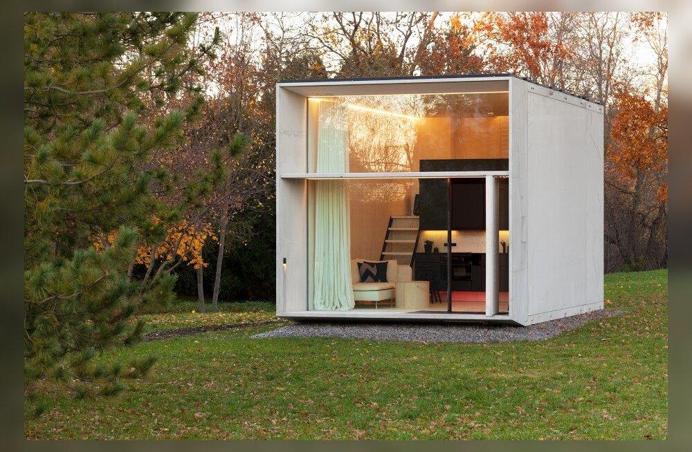 Eesti iseõppiv väikemaja valiti World Architecture Festivali finaali