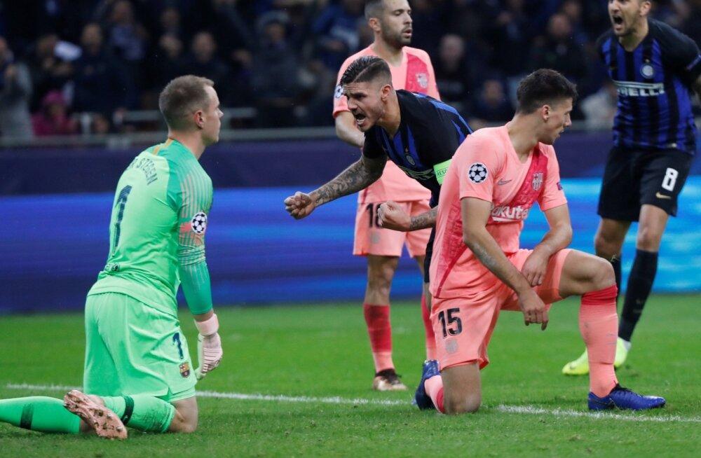 Inter vs Barcelona
