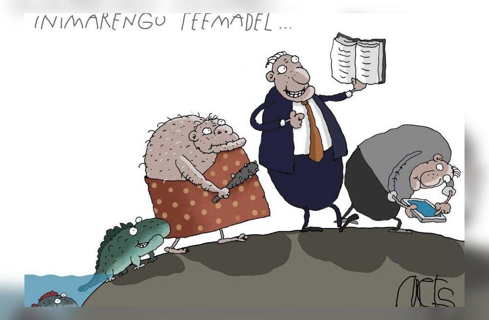 Eesti 2013: Korruptsioon. Riskialtid lapsed. Madal palk