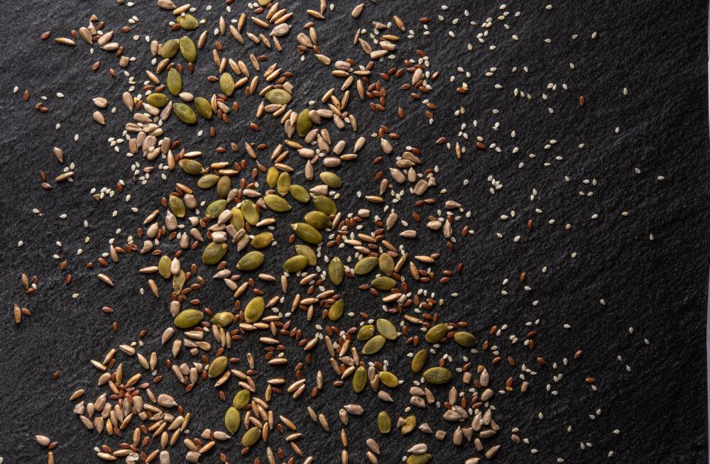 Консультант по здоровому питанию: семена — это настоящий суперфуд!