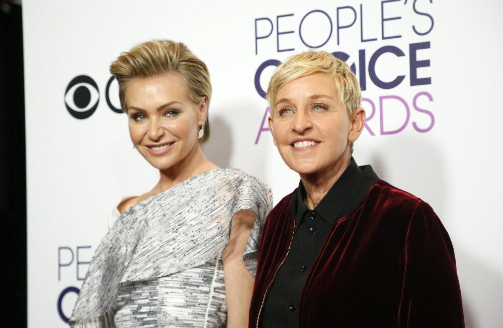 Ellen DeGeneres tahab, et Kevin Hart jääks Oscarite gala õhtujuhiks