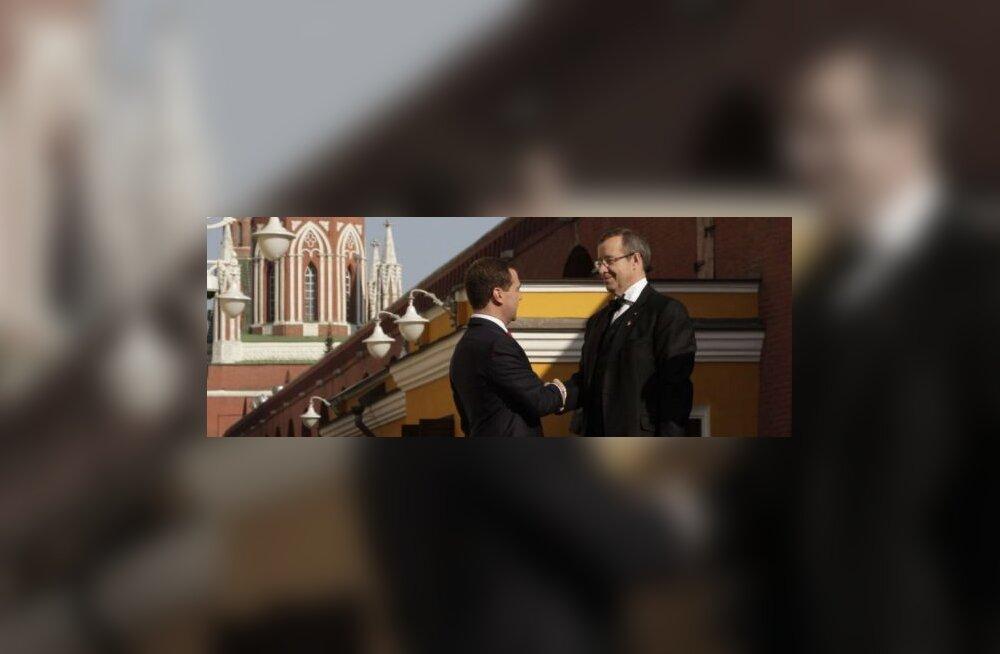 Ilves ja Medvedev