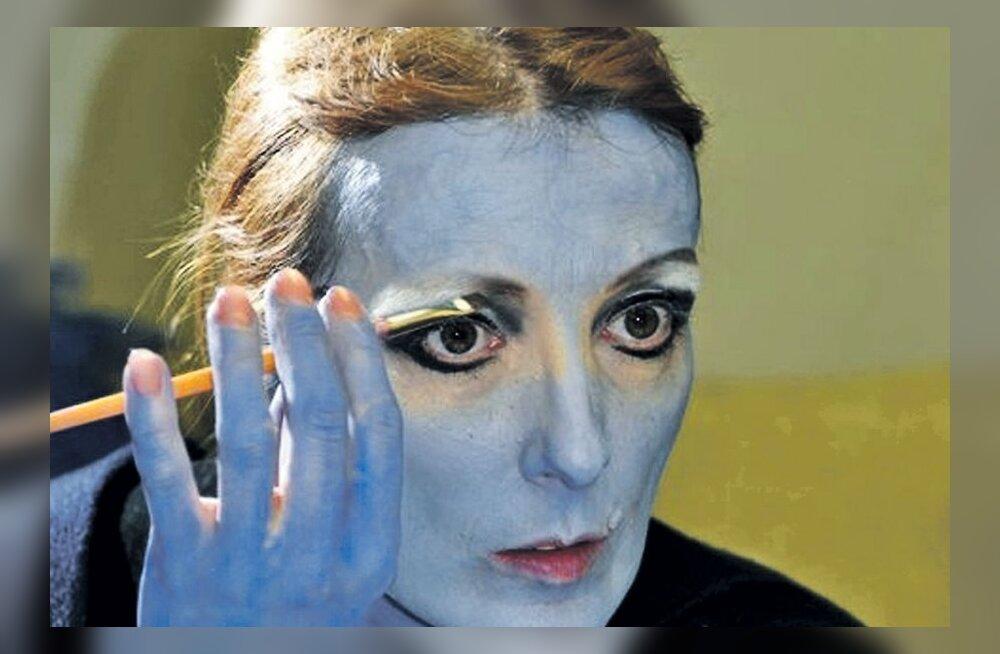 Sinine Luik tantsis oma viimase tantsu