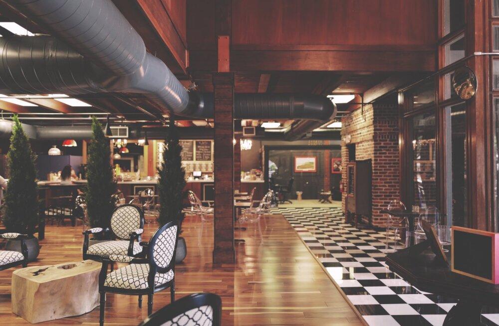 <div>Hea valik: hotellitöö annab karjäärivõimalusi kogu eluks</div>