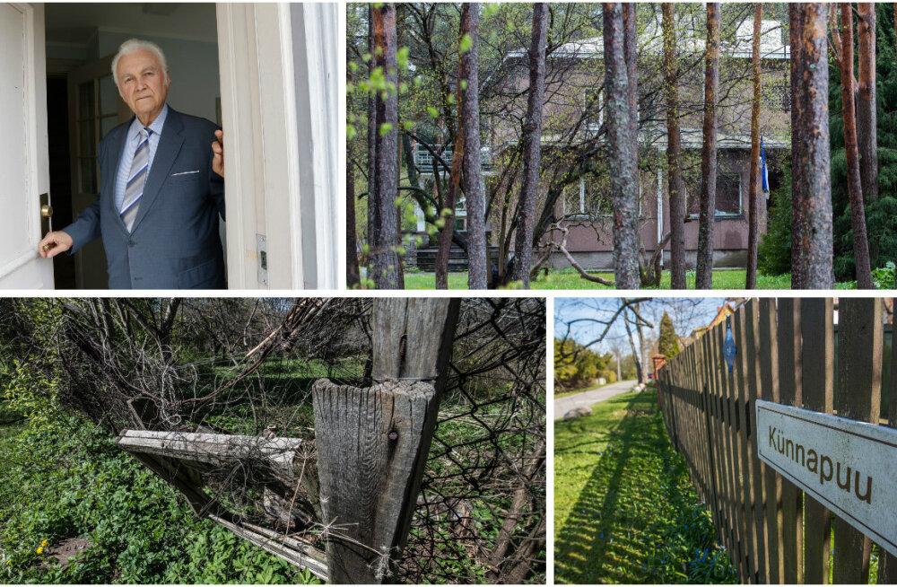 President Arnold Rüütli uue kodu ehitus lükkub uude aastasse