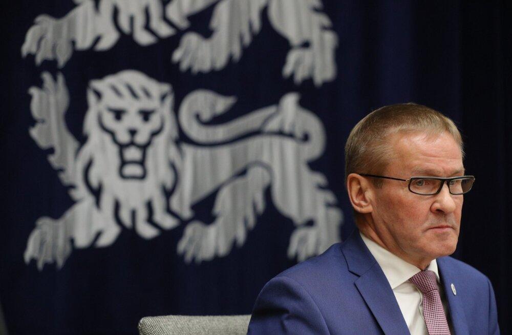 Aab on juba kolmas tagasi astunud Keskerakonna minister