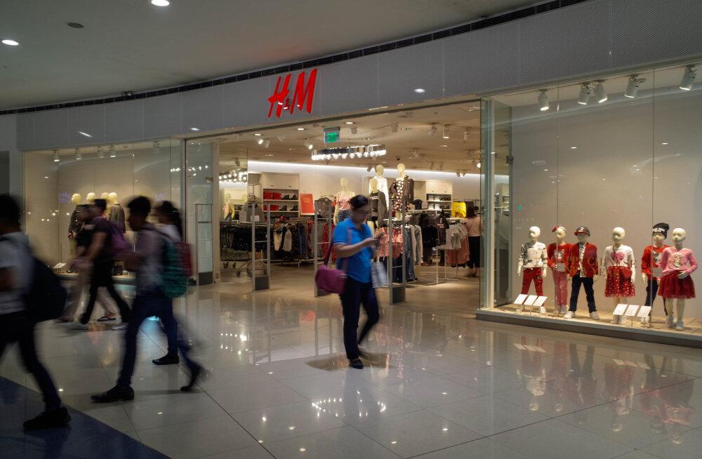 Investorid ei kipu uskuma H&M juhtide juttu ettevõtte paremusele pööramisest