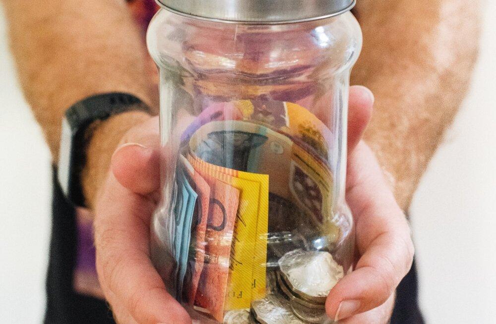 Otsustasid sel aastal päriselt ka raha säästma hakata? Jagame sinuga nippe, kuidas perele eelarvetabel luua