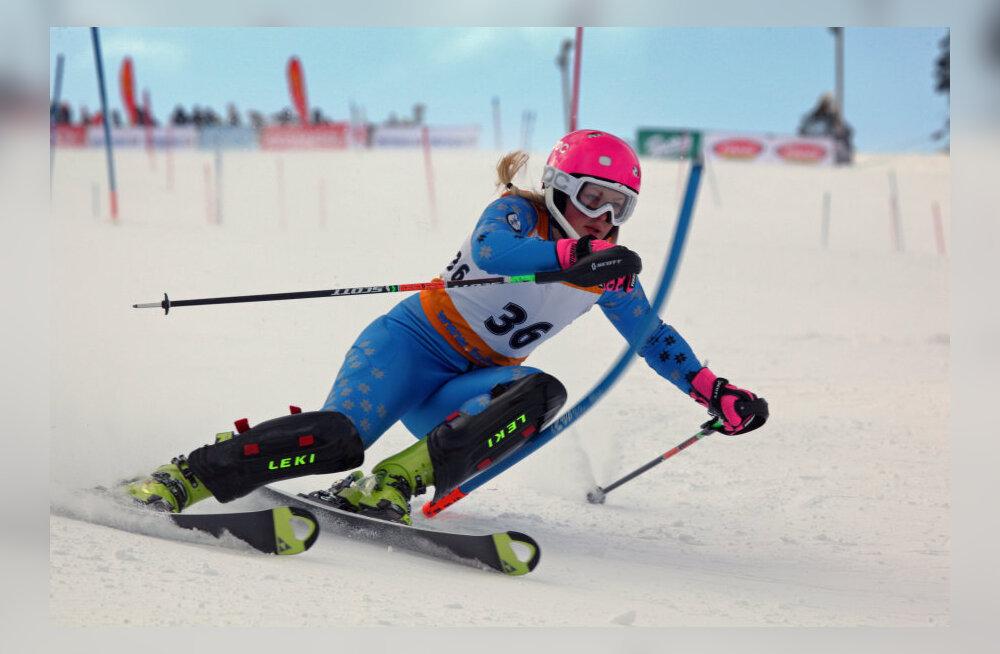 Triin Tobi, olümpiakoondise valge leht