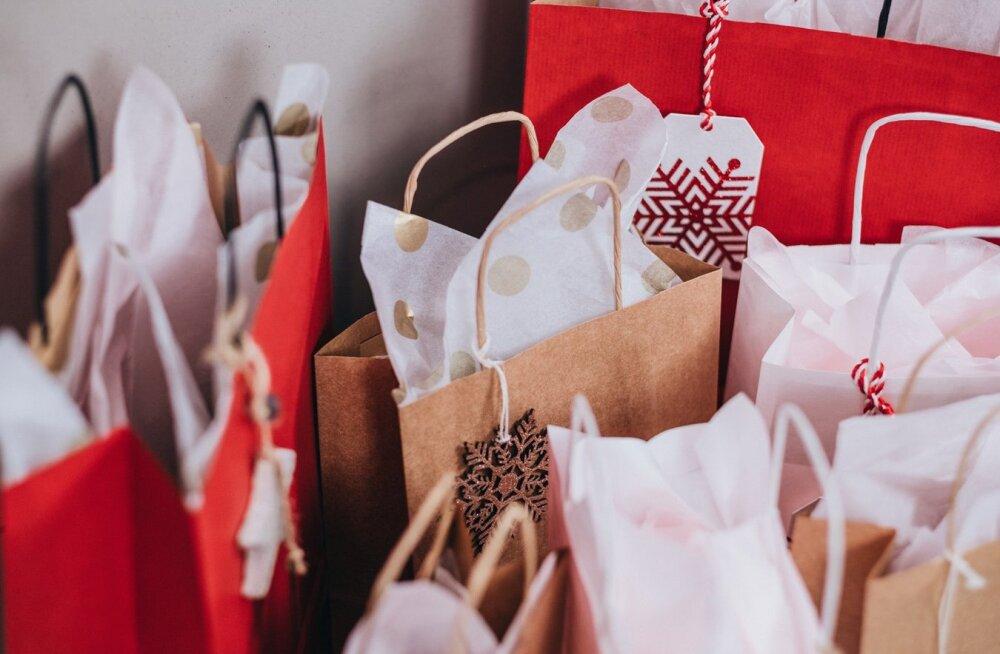 Kas vaestel tulevad jõulud?