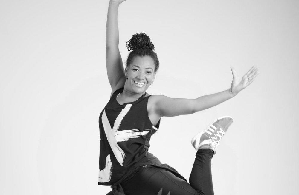 Inspiratsiooni ja energiat ammutab treener ja saatejuht Monika Tuvi heast muusikast, tantsust ja ilusatest inimestest.