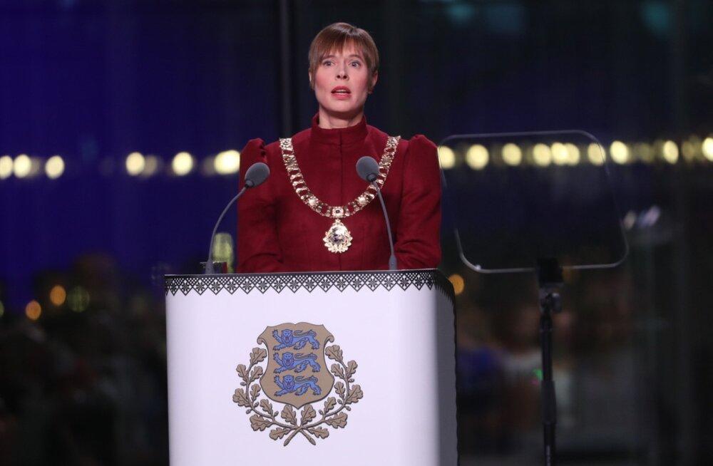 President Kersti Kaljulaidi uusaastatervitus: elame jõukamalt kui kunagi varem, aga me kõik ei tunne seda