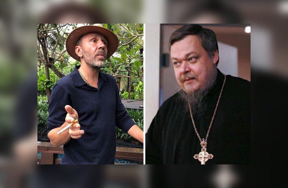 Священник Всеволод Чаплин уверен, что Сергей Шнуров будет гореть в аду