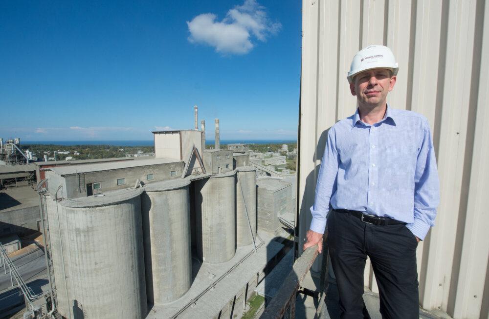 Eesti Ehitusmaterjalide Tootjate Liidu juhina jätkab Meelis Einstein