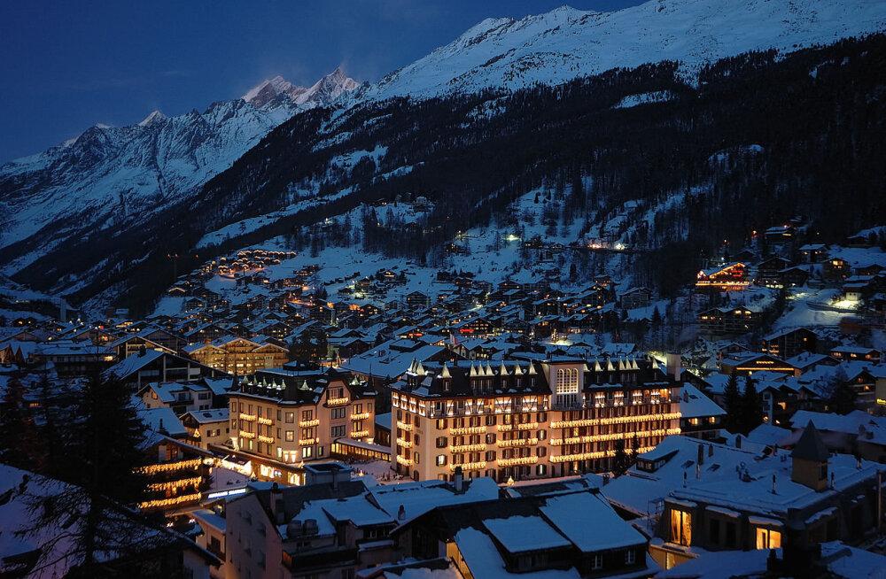 Šveitsi radikaalne pangandusreform jääb ära