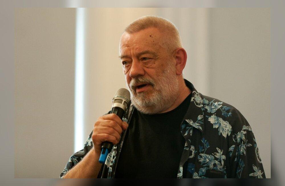 Kalju Komissarov: Minul pole õigust kaagutada...