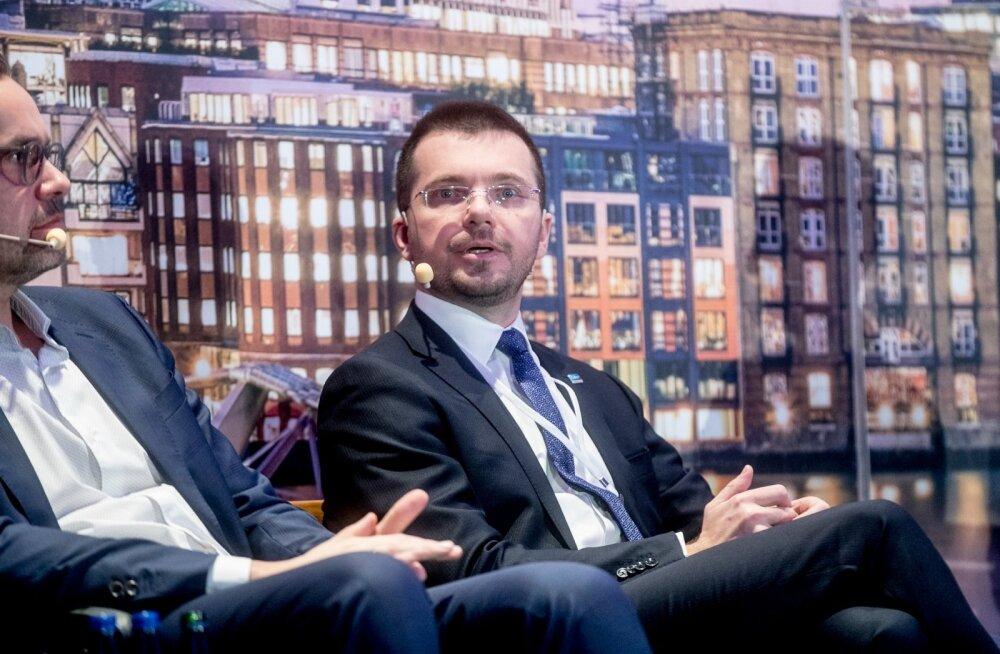Colliers Internationali Peterburi tegevjuht Andrei Kosarev näeb Vene turul perspektiivi.
