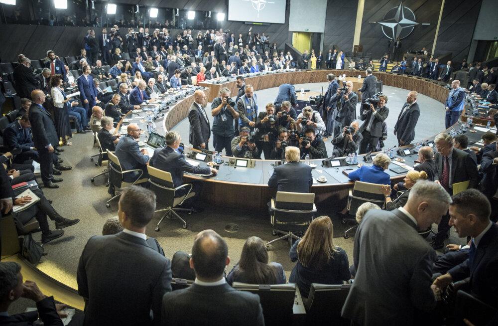 На саммите НАТО в Брюсселе приняли декларацию. Россию обвинили в безответственной риторике и военных провокациях