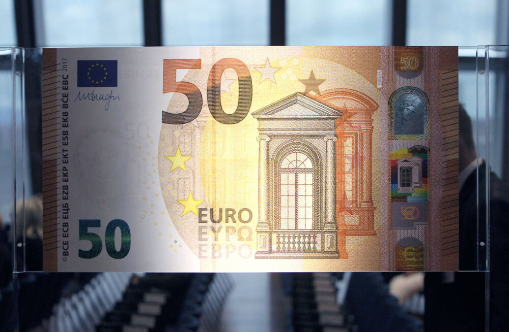 LOE, millal lõpetab vana kujundusega eurokupüür kehtivuse