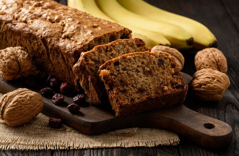 RETSEPT | Soe banaanileib peletab märtsikülma kontidest
