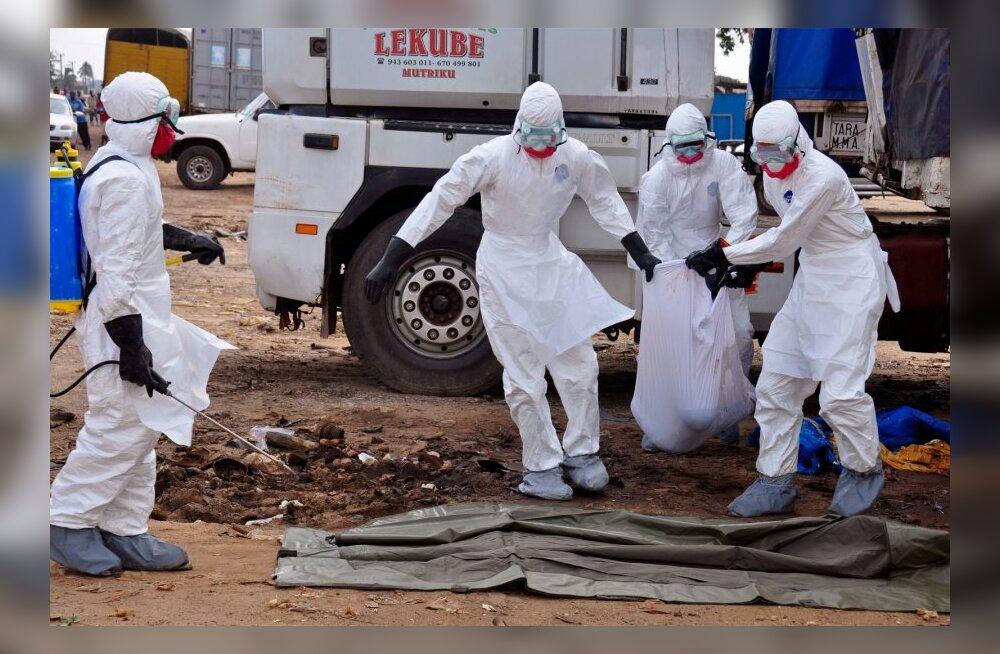 Kanada annetab WHO-le oma inimeste peal katsetamata ebolavaktsiini