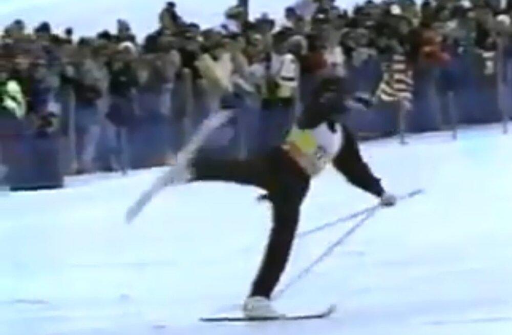 VIDEO | TOP 5: kõige põnevamad näidisalad, mida taliolümpiamängude ajaloos nähtud