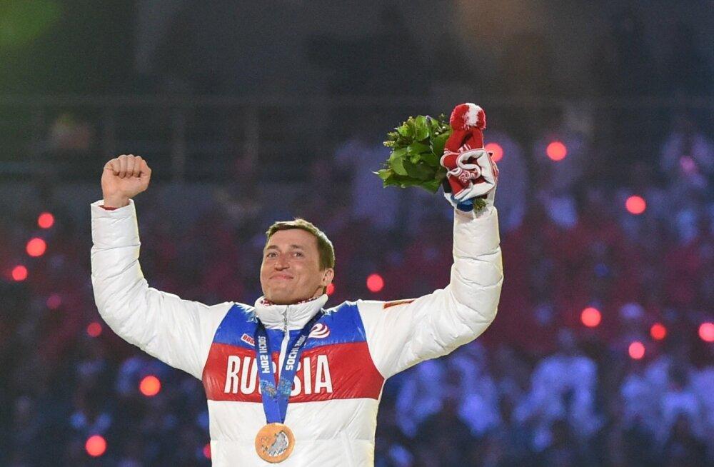 ROK võttis Aleksandr Legkovilt olümpiakulla, ent spordikohus andis selle tagasi.