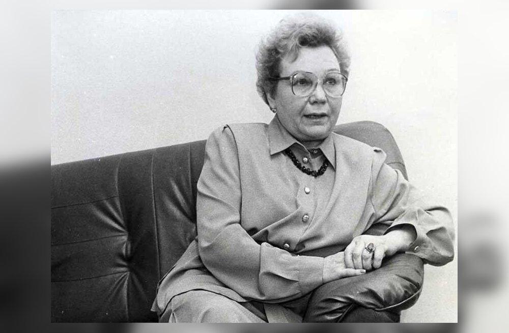 Пенсионерка Эльза Гречкина имеет солидную прибавку к пенсии из бюджета Маарду