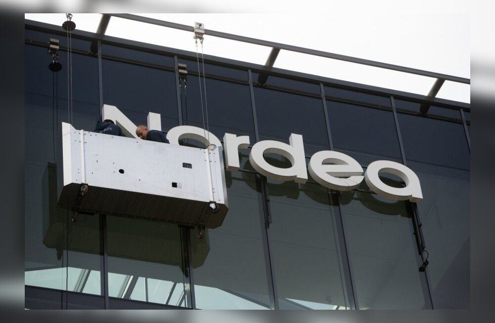Nordea. Foto on illustratiivne.
