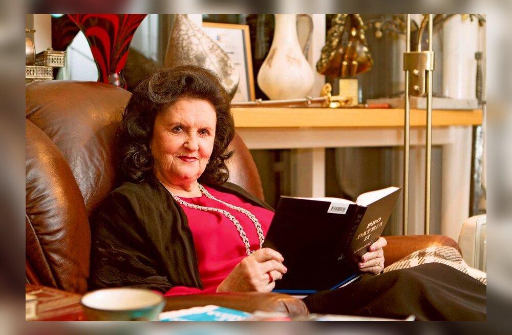 Ingrid Rüütel: 55 aastat koos Arnoldiga