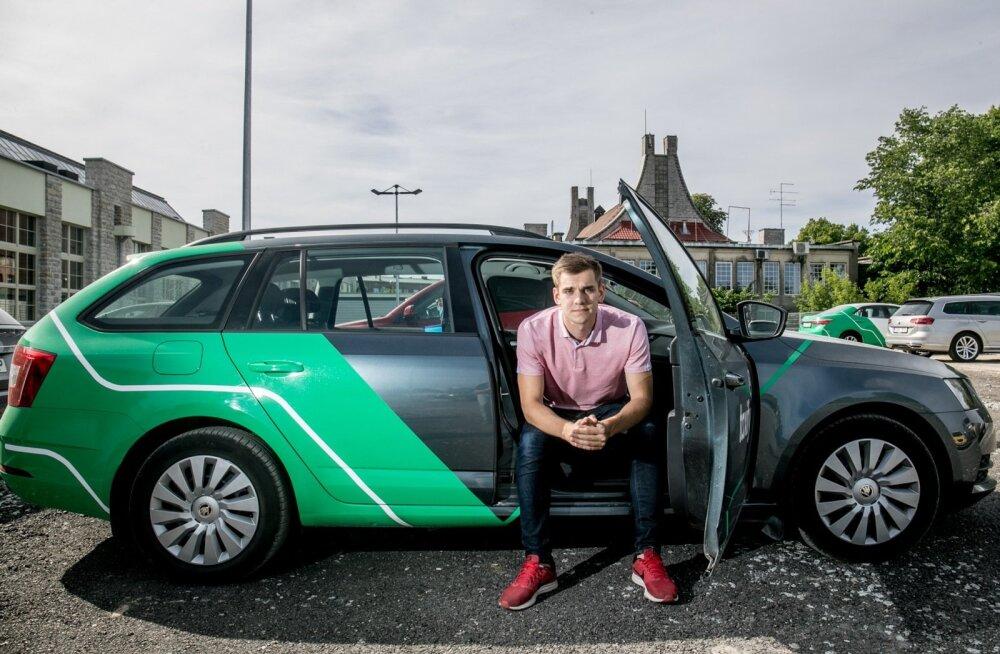 Äsja miljardi dollari väärtuse ületanud idufirma asutas 2013. aastal Markus Villig, kes sõidab kõrvalistmel ega kasuta isiklikku autot, sest tal pole juhiluba.