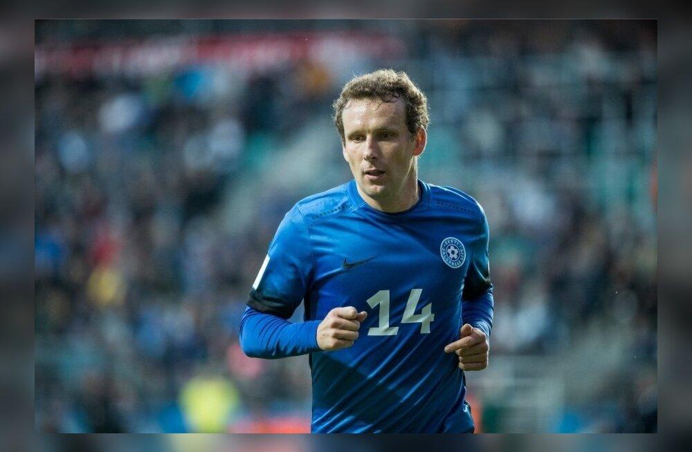 Jalgpallikoondise koosseis Rahvuste liiga mängudeks: koduliigast ainult kolm pallurit, Poola madalamates liigades möllav Vassiljev rivis