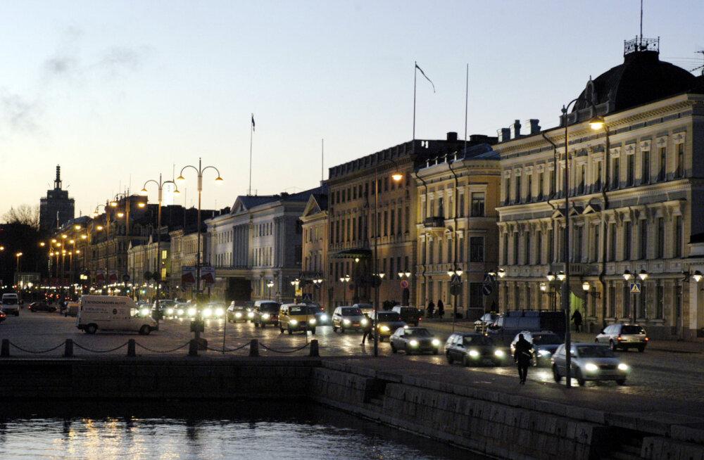 Ökonomist: tuleval aastal töökohad Soome ehitussektorist veel kaduma ei hakka