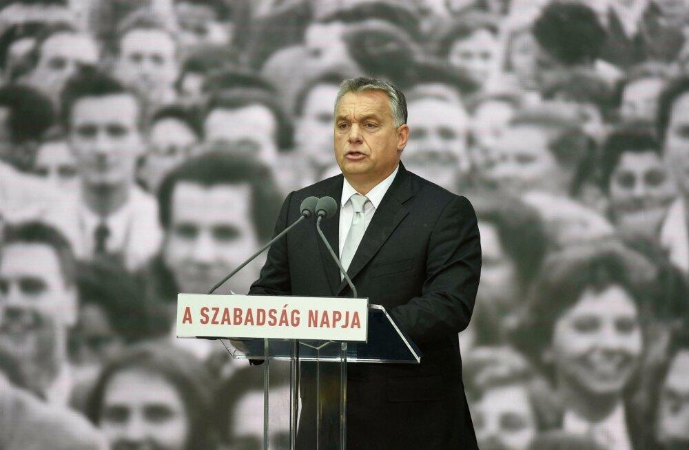 Ungari peaminister Orbán kuulutas Kesk-Euroopa migrandivabaks tsooniks
