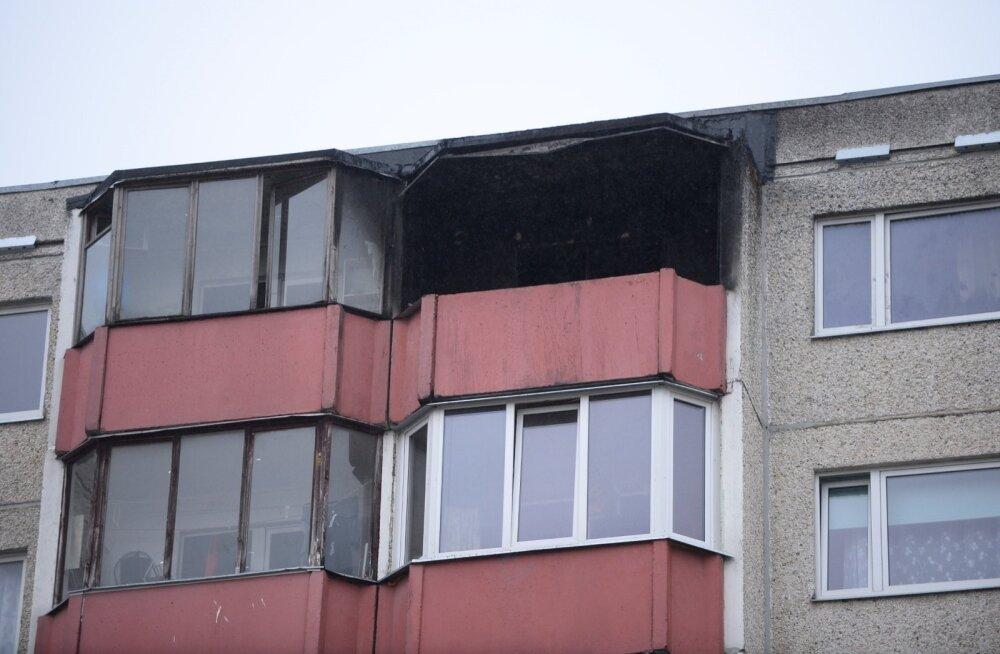Пожар в квартире жилого дома — общее горе всех жильцов