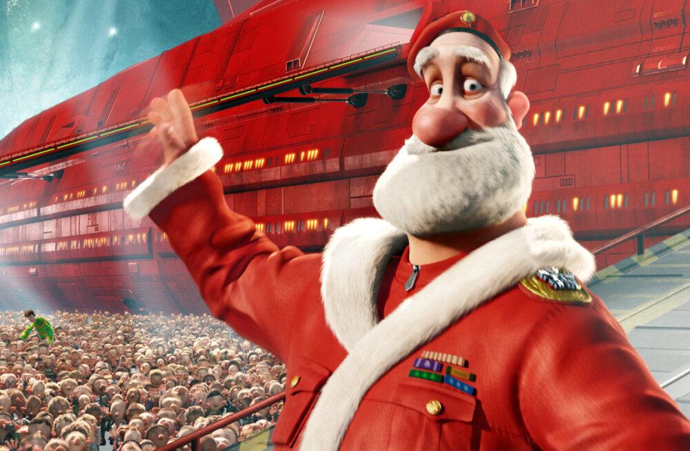 10 parimat filmi, mille seltsis jõulud veeta